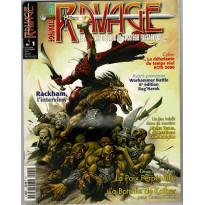 Ravage N° 1 (le Magazine des Jeux de Stratégie Fantastique)
