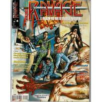 Ravage N° 4 (le Magazine des Jeux de Stratégie Fantastique)