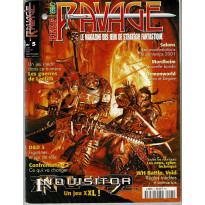 Ravage N° 5 (le Magazine des Jeux de Stratégie Fantastique)