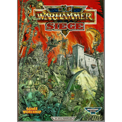 Warhammer & Warhammer 40,000 - Siège (jeu de figurines Games Workshop en VO) 002