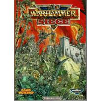 Warhammer & Warhammer 40,000 - Siège (jeu de figurines Games Workshop en VO)