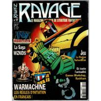 Ravage N° 17 (le Magazine des Jeux de Stratégie Fantastique)