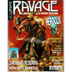 Ravage N° 15 (le Magazine des Jeux de Stratégie Fantastique)