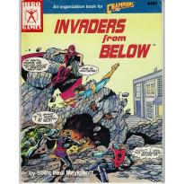 Champions - Invaders from Below (jdr Hero Games en VO)