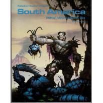 Rifts - South America (Rpg Palladium Books en VO)