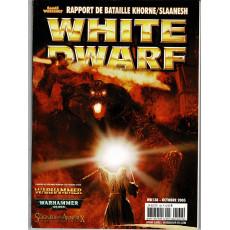White Dwarf N° 138 (magazine de jeux de figurines Games Workshop en VF)