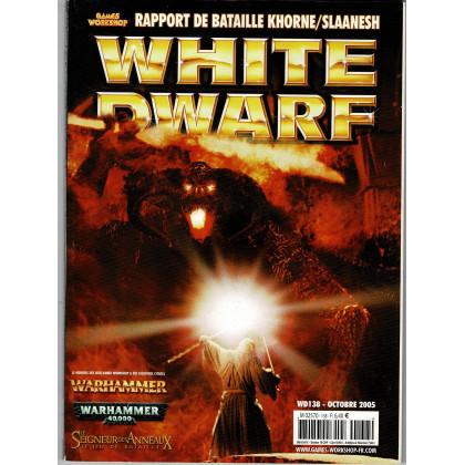 White Dwarf N° 138 (magazine de jeux de figurines Games Workshop en VF) 003