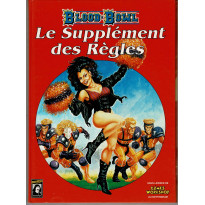 Blood Bowl - Le Supplément des Règles (jeu de stratégie Jeux Descartes en VF) 001