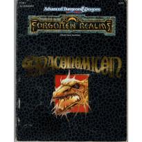 FOR1 Draconomicon (jdr AD&D 2 - Forgotten Realms en VO)
