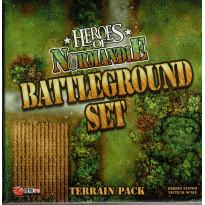 Heroes of Normandie - Battleground Set Terrain Pack (jeu de Devil Pig Games) 001