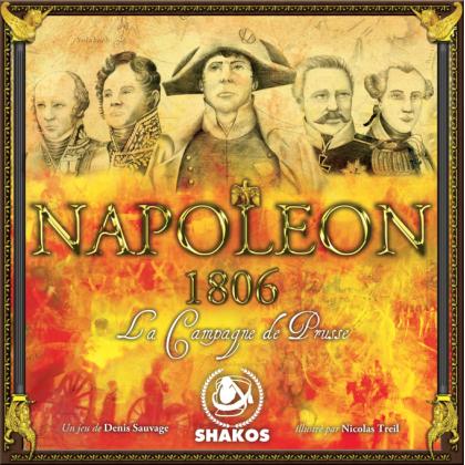 Napoleon 1806 (wargame éditions Shakos en VF) 003