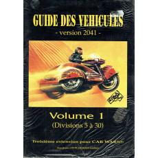 Car Wars - Guide des Véhicules version 2041 (jeu de Siroz en VF)