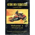 Car Wars - Guide des Véhicules version 2041 (jeu de Siroz en VF) 001