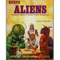 Aliens (jdr GURPS First edition en VO)