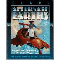 Alternate Earths (GURPS Rpg Second edition en VO)