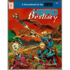 Hero Bestiary (jdr Hero Games en VO)