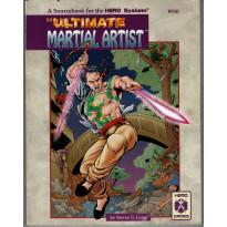 The Ultimate Martial Artist (jdr Hero Games en VO)