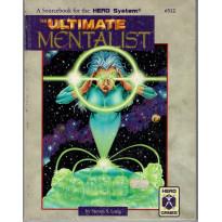 The Ultimate Mentalist (jdr Hero Games en VO)