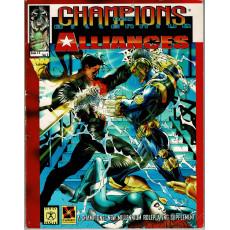 Champions New Millenium - Alliances (jdr Hero Games en VO)