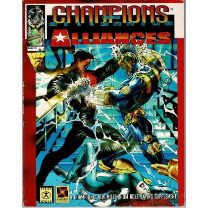 Champions New Millenium - Alliances (jdr Hero Games en VO) 001
