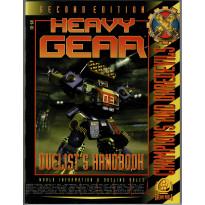 Duelist's Handbook (jdr & figurines Heavy Gear V2 en VO) 001