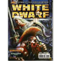 White Dwarf N° 147 (magazine de jeux de figurines Games Workshop en VF) 002