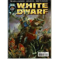 White Dwarf N° 117 (magazine de jeux de figurines Games Workshop en VF) 002