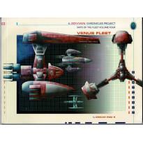 Venus Fleet (jdr Jovian Chronicles de Dream Pod 9 en VO)
