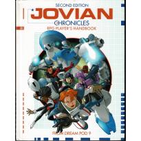 Jovian Chronicles - RPG Player's Handbook (jdr Second Edition de Dream Pod 9 en VO) 001