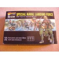 WW2 Imperial Japanese Marines - Special Naval Landing Force (boîte figurines Bolt Action en VO) 001