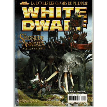 White Dwarf N° 124 (magazine de jeux de figurines Games Workshop en VF) 003