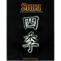 Shiki (jdr Sengoku de Gold Rush Games en VO)