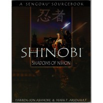 Shinobi - Shadows of Nihon (jdr Sengoku de Gold Rush Games en VO)