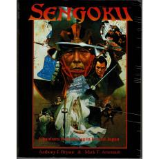 Sengoku - Livre de base 1ère édition (jdr de Gold Rush Games en VO)