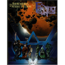 Les Marchands du Réseau Stellaire (jdr Fading Suns 1ère édition en VF)