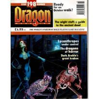 Dragon Magazine N° 198 (magazine de jeux de rôle en VO)