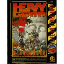 Life on Terra Nova - Sourcebook (jdr & figurines Heavy Gear en VO) 001