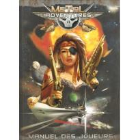 Metal Adventures - Manuel des Joueurs (jdr Matagot en VF) 001