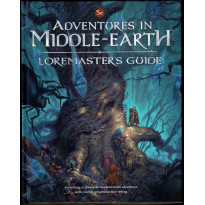 Loremaster's Guide (jdr Adventures in Middle-Earth en VO) 001