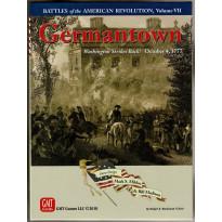 Germantown - Washington strikes back! (wargame de GMT en VO)