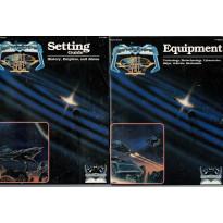 Metascape & Guild Space - Lot de 2 livrets (jdr de The Game Lords en VO)