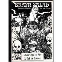 Brain Salad - Livre de règles (jdr de L'Oeil du Sphinx en VF)