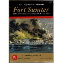 Fort Sumter - The Secession Crisis 1860-1861 (wargame de GMT en VO)