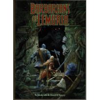 Barbarians of Lemuria DECLASSE - Jeu de rôle Edition Mythic (livre de base jdr en VF)
