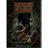 Barbarians of Lemuria DECLASSE - Jeu de rôle Edition Mythic (livre de base jdr en VF) 005D
