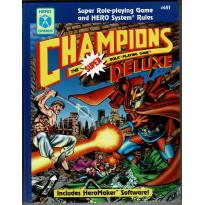 Champions Rpg Deluxe (jdr Hero Games en VO)
