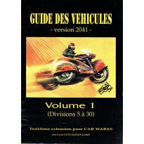 Car Wars - Guide des Véhicules version 2041 (jeu de Siroz en VF) 002