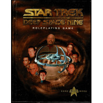 Star Trek Deep Space Nine - Core Game Book (Rpg Last Unicorn Games en VO)