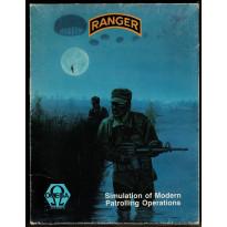 Ranger - Simulation of Modern Patrolling Operations (wargame Omega Games en VO)