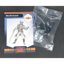 Elite Sith Assassin (figurine jeu Star Wars Miniatures en VO) 002